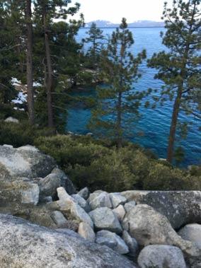Northeast side of Lake Tahoe