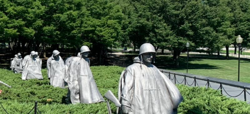 Korean War Memorial - Washington, D.C.