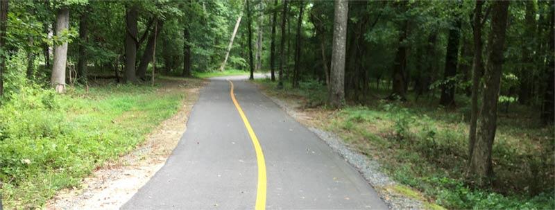 Richmond to Williamsburg Trail