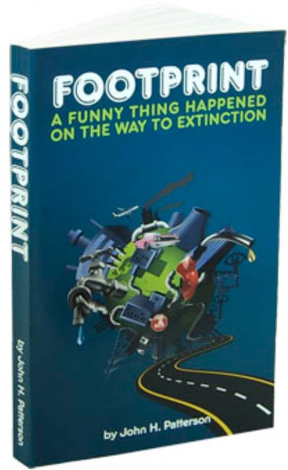 Footprint - The book I wrote about the science of global warming